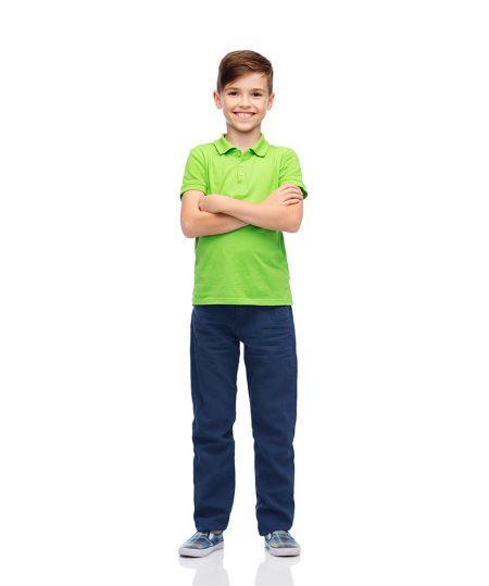 Çocuk Polo Tişört